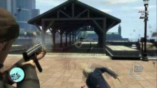 Grand Theft Auto 4 Video Review Exclusive!!! (Xbox 360