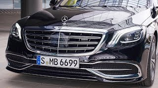 Mercedes-Maybach S-Class (2018) Exclusive Luxury Car. YouCar Car Reviews.