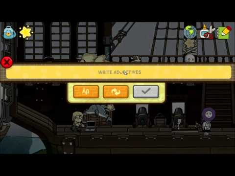 """ Scribblenauts Unlimited Ep 21"