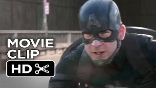 Captain America: The Winter Soldier Movie CLIP Stand