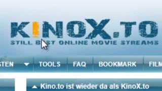 Kino.to Wieder ONLINE Kinox.to [HD] TutorialChannel