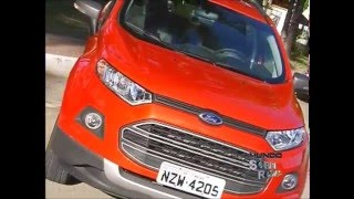 Test Drive Ford EcoSport FreeStyle