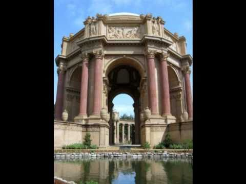 Palace of Fine Arts Touring with Carole Isaacs McGuire Real Estate and San Francisco City Living