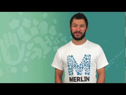 Dominic West for Merlin