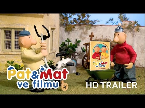 Pat a Mat Ve filmu - trailer na pohádku