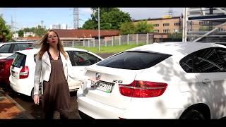 БМВ X6/BMW X6. Волшебная тачка сломалась на съемке. Елена Лисовская Видео.