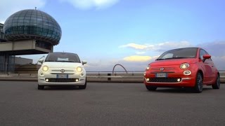 Fiat 500 - Clip oficial marca