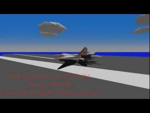 YSFlight: Ace Combat Planes