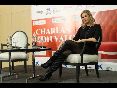 EL PADRE ANGEL entrevistado por MARI CRUZ SORIANO en Zaragoza