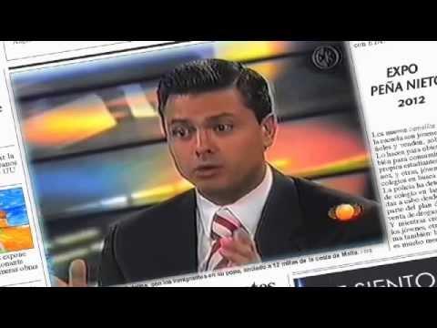 Expo Peña Nieto 2012, porque este hombre no debe ser presidente de México