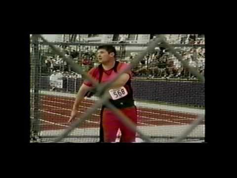 NCAA Track & Field Championships Hammer Throw 2001