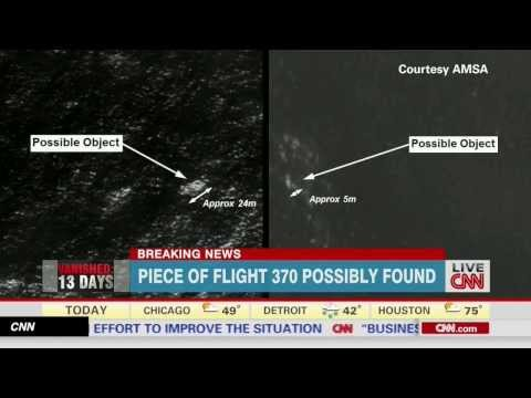 Credible Evidence of Missing Malaysia Jet
