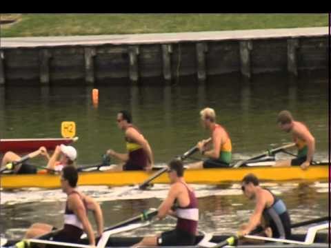 New Zealand Rowing Nationals 2014 M8+