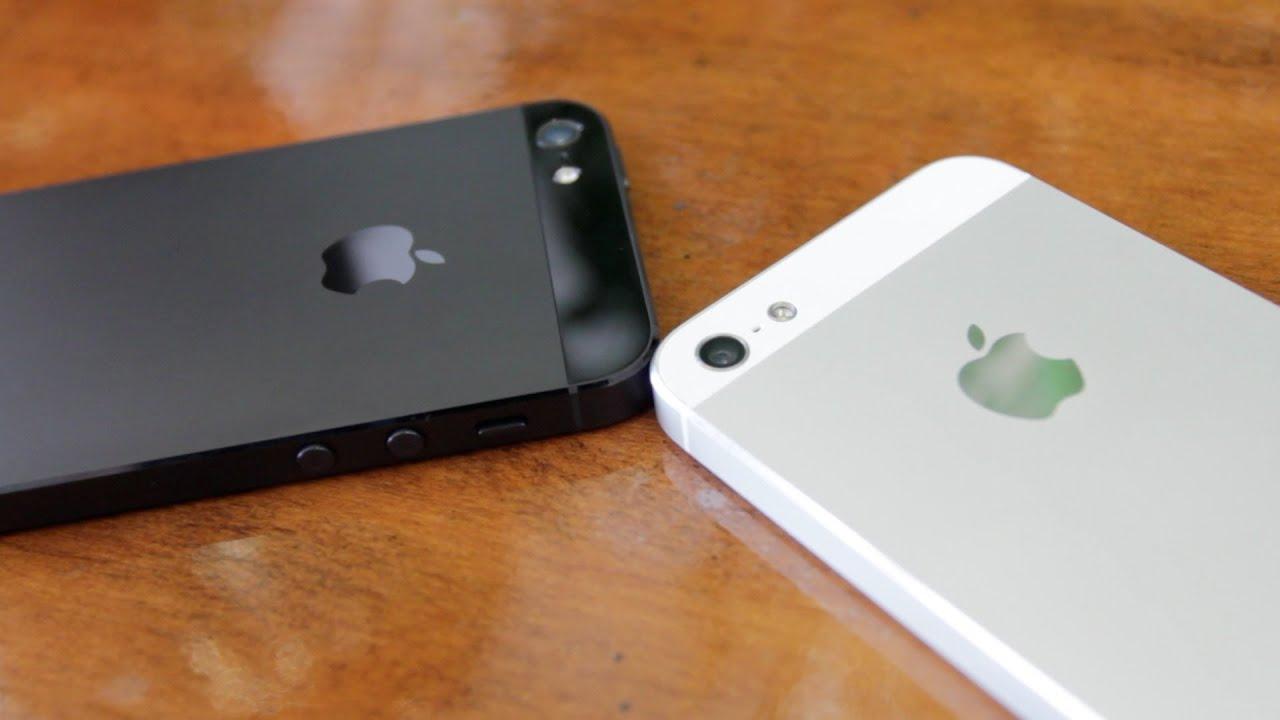 maxresdefault jpgIphone 5s White Vs Black