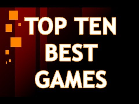Top 10 Best Video Games 2011 Video Game Awards VGA Game of the Year Xbox 360 PS3 PC NEW HD 2012