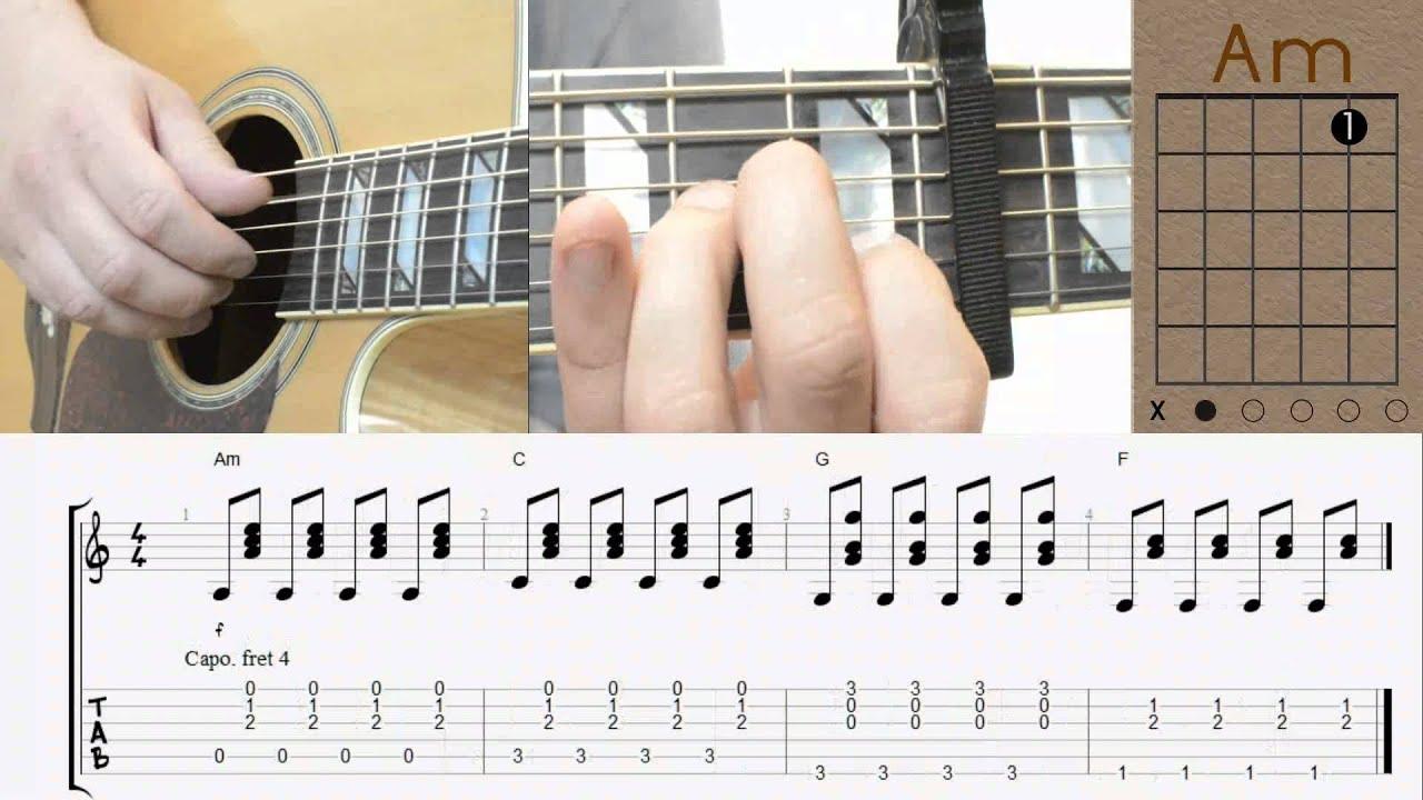 Lumineers guitar chords