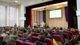Всеукраїнська акція «Андріївські вечорниці» стартувала у ХНУВС