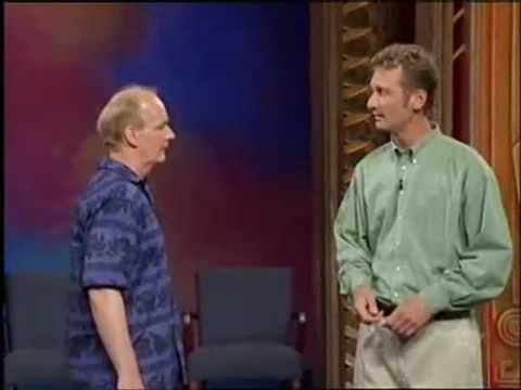 Whose Line Is It Anyway - Narrate, Airport