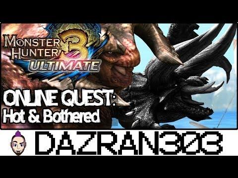 MONSTER HUNTER 3 ULTIMATE | Online Hunt #48