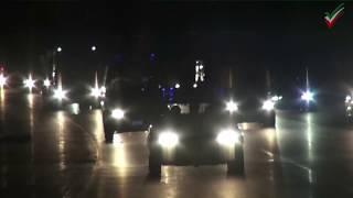 NRWspot.de | Hagen – DRK-Übung Kolonnenfahrt mit Blaulicht