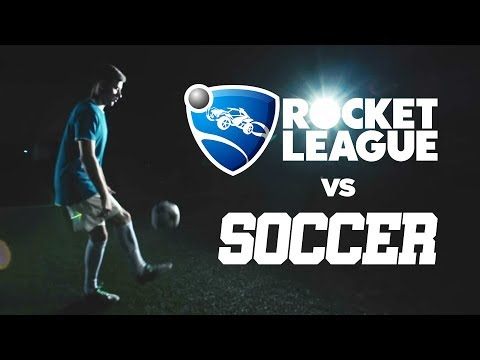 18 Skills Rocket League players can learn from soccer players