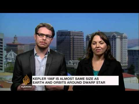NASA astronomers discuss Kepler-186f