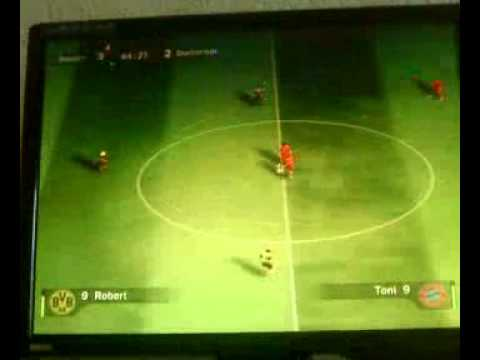 FIFA 08 BAYERN MUNCHEN VS BORUSSIA DORTMUND UEFA CL FINAL (PREDICTION)