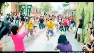 Flash Mob In Shanghai, China