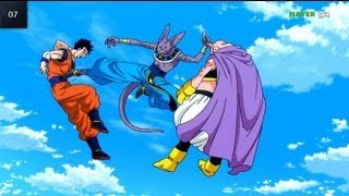 Dragon Ball Z 2013: Bills Vs Los Guerreros Z Audio