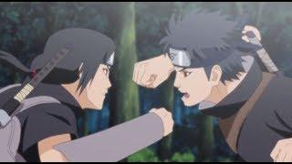 Naruto Ultimate Ninja Storm Revolution: ITACHI Vs SHISUI