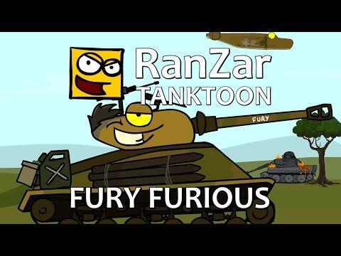 Tanktoon - Fury