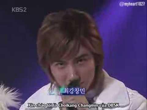[Vietsub] 20061209 DBSK Talk @ KBS2 Yoon Dohyun's Love Letter
