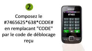 Deblocage D`un Téléphone Portable Samsung Player Star