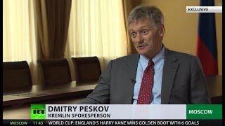 Putin puts Russia's interests first & respects Trump's 'reciprocal beliefs' – Kremlin spokesman