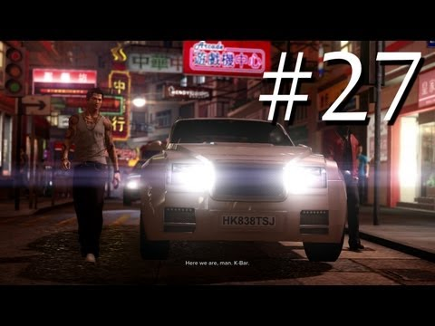 Sleeping Dogs Walkthrough - Part 27 - Important Visitor - (PC/PS3/Xbox360)