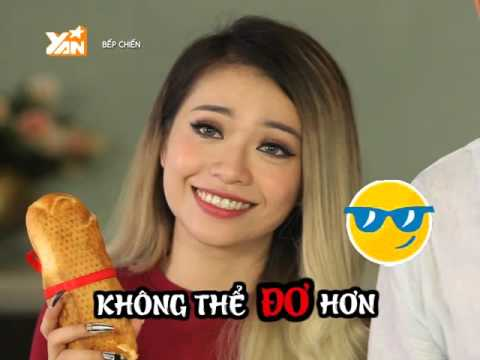 Bếp chiến || Tập 1 (2016): Bánh mì kéo co của Mia và Will (365)