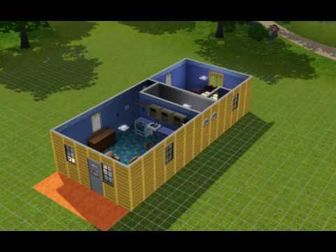 Portable Building Plans For Cabin 32 X12 Youtube