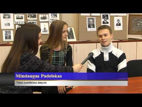 ETERIS TV 2014.01.28 Prieniečiai dalyvavo naujametiniame Taize susitikime