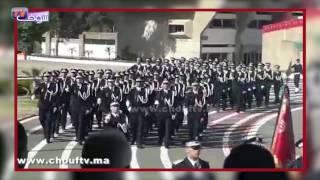 الحموشي أمام استعراضات نساء و رجال الأمن بمناسبة احتفالات الأسرة الأمنية بالذكرى 61 لتأسيسها بالقنيطرة |