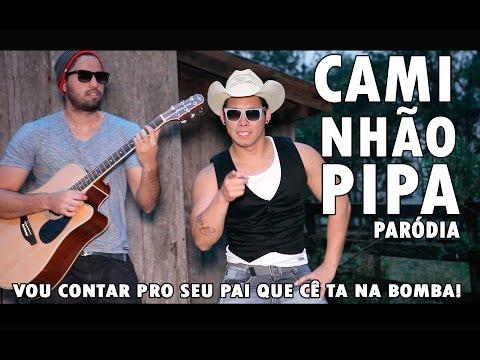 CAMINHÃO PIPA - CONRADO E ALEKSANDRO | VERSÃO MAROMBA (PARÓDIA)