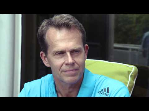 Edberg ready for Federer test - 2014 Australian Open