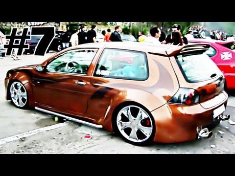 Carros Tunados 2013 #7, Tuning, Equipados, Rebaixados, Socados e Som Automotivo |#7|