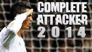 Cristiano Ronaldo Complete Attacker 2014 HD