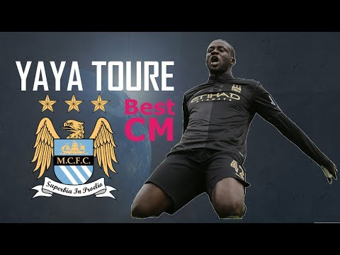 YAYA TOURE - Best Skills & Goals & Super Goals - HD