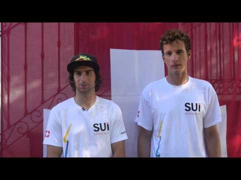 Rio Test Event - Brauchli Hausser (470M)