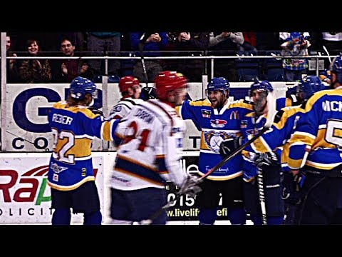 REBER SCORES FOR FIFE FROM AMAZING LUKACEVIC ASSIST