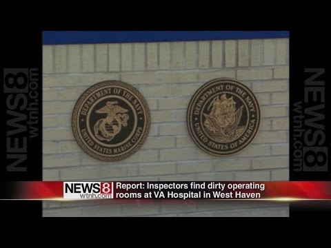West Haven VA healthcare system slammed for disgusting conditions