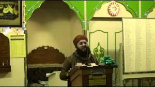 Exclusive Sajid Qadri Tajdare Haram Masjid Ghausia Rotterdam Holland 2012