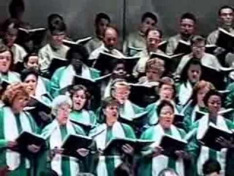 Coral Evangélico de São Paulo - 50 anos - parte 2 - por Haroldo Vasconcelos