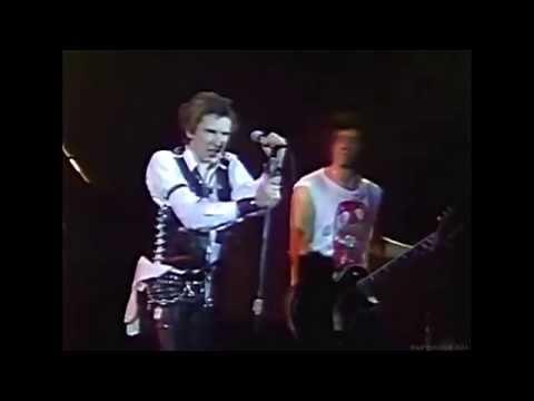 Sex Pistols -  EMI (Live At The Winterland  USA) (1978) (HD)